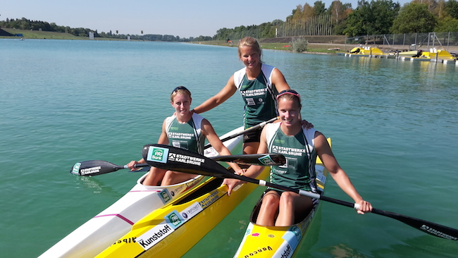 LK-Damen WM-Team