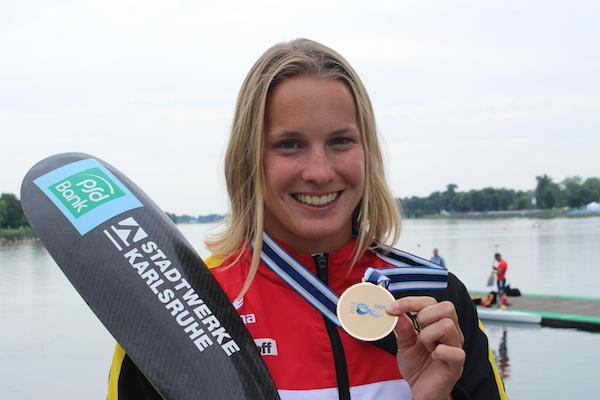 WM-Medaille Verena Hantl ©AMR
