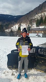 Tobias Herre Gesamtwertung DSC U14
