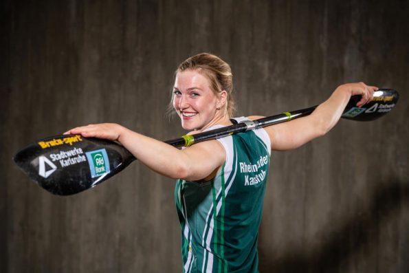 Sarah Brüßler freut sich auf ihre WM-Premiere @GES
